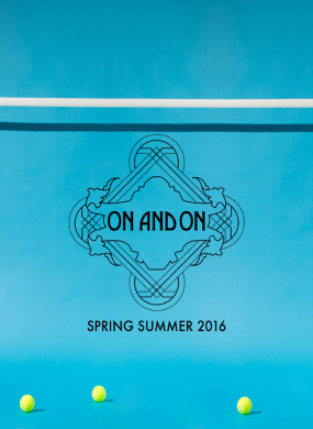 ONandON – Look Book