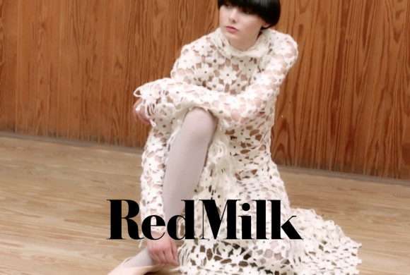 Bronte Goes Red 01 Red Milk Magazine
