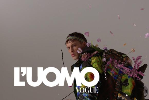 L'UOMO VOGUE – A New Romance